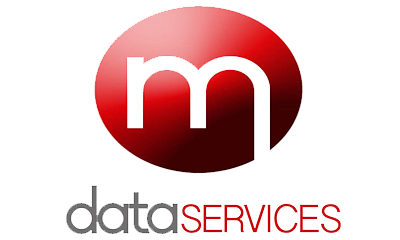 M Data Services Logo